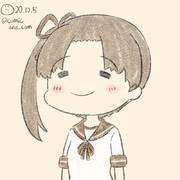 綾波 艦これワンドロ 201005