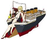 客船【タイタニック】