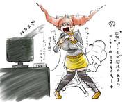 零―赤い蝶―プレイでヤンキー化するタイチョー子