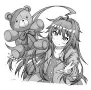球磨ちゃん(^ー^)
