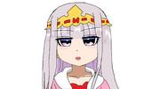 アニメ『魔王城でおやすみ』のスヤリス姫 様
