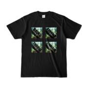 Tシャツ ブラック BXZQ_Fairy
