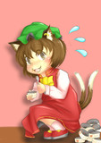 |゚Д゚)))コソーリ!!!!つまみ食い