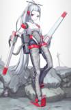 武器腕メカ娘