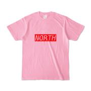 Tシャツ ピーチ near_NORTH