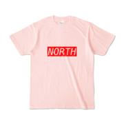 Tシャツ ライトピンク near_NORTH