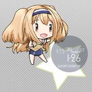 「伊-26(艦これ)」おちゃめ機能版