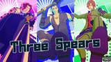 Three Spears/三名槍/MMDポスター祭り