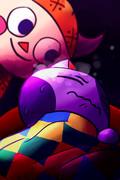 「眠れるニコバンなんだあ…」