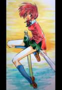 櫛枝 実乃梨さん・初描きでココドコですか