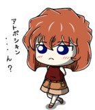 ミニキャラ  「名探偵コナン 灰原哀」