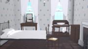 寝室家具セット0.2【モデル更新】