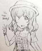めいこさん誕生日おめでとうございます!