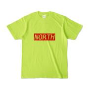 Tシャツ ライトグリーン near_NORTH