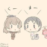 熊野 まるゆ 艦これワンドロ 201015