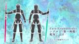 【Fate/MMD】シグルド(第一再臨)配布します