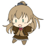 ぬいぐるみ風熊野
