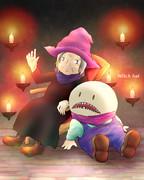 少年「魔女のおばばの、帽子、ほしい」