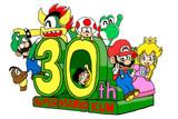 スーパーマリオくん30周年