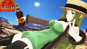 サンセット・サルサパリラ祭りだ!!カンカン帽キャニオン!