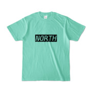 Tシャツ アイスグリーン near_NORTH