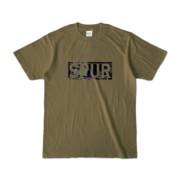 Tシャツ オリーブ SPUR_Building