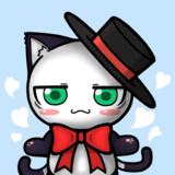 ポジティブ猫ヤミーくん  「新しいアイコン画像」