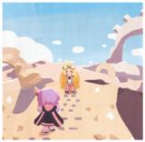 砂漠を往く