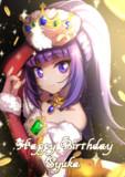 しゅうか様誕生日!