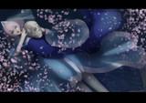 桜の海に溺れて