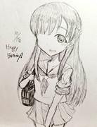 さえはん誕生日おめでとう!