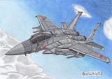 航空自衛隊 F-15J戦闘機