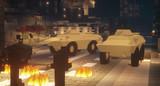 コマンドウ装甲車