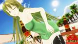 サンセット・サルサパリラ祭りだ!!魅惑の海岸美女!