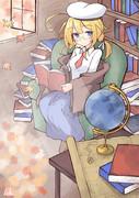 はっちゃん読書の秋
