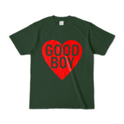 Tシャツ フォレスト GOOD_BOY_HEART
