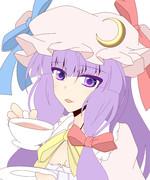 お茶ぱちぇさん【ワンドロ】