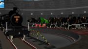 [MMDモデル配布]国鉄8620形 蒸気機関車