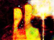 花火に映された心の明暗