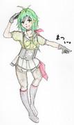 松さんとお絵描き練習2