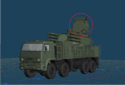 パーンツィリ-S1 近距離防空システム