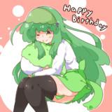 ずん子誕生日絵