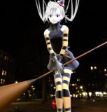ハロウィン鶴棲姫ちゃん