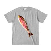 Tシャツ   杢グレー   BANANA_SAKANA