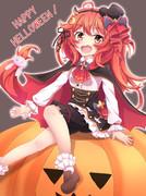 ハロウィンうーちゃん!