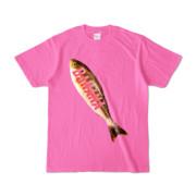 Tシャツ ピンク BANANA_SAKANA