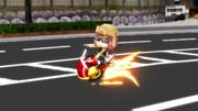 バイク趣味の妖精さん