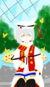 温室の恩寵天使