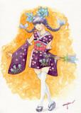 リンドウ姫