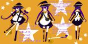 旅する見習い魔女と猫 コンパスヒーローデザインコンテスト